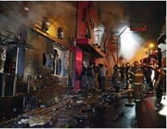 Brazil Nightclub Fire Tragedy