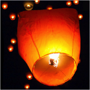 Chinese lantern Health and Safety