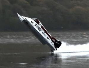 carbon fibre boat