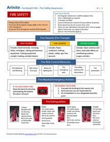 Arinite Factsheet