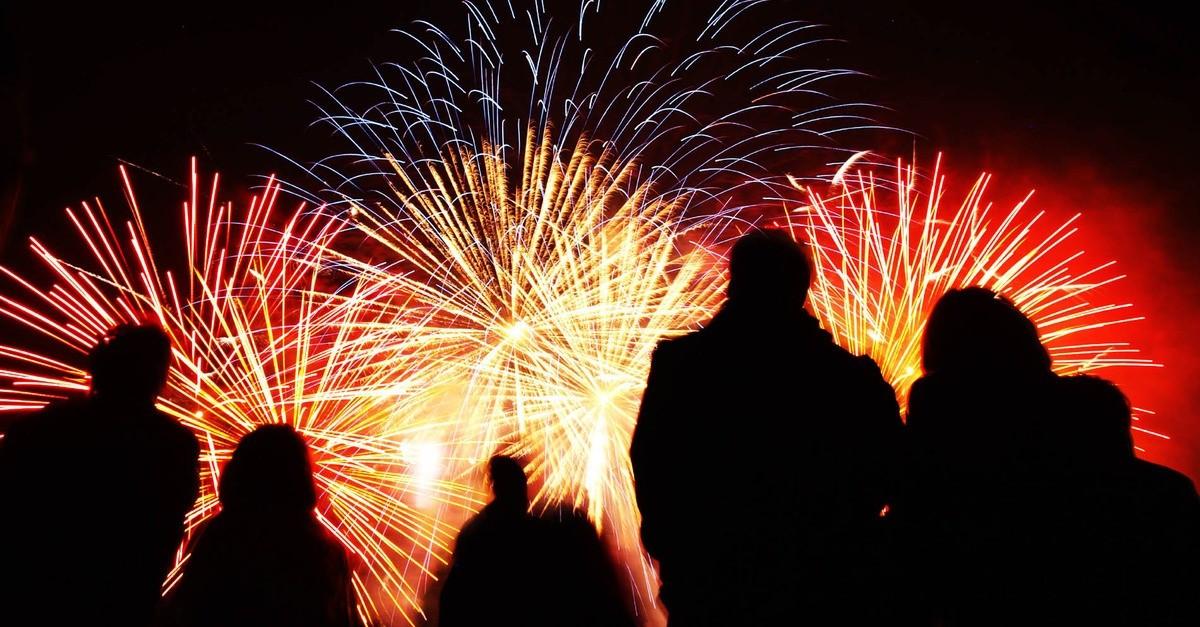 NYE Firework Incidents